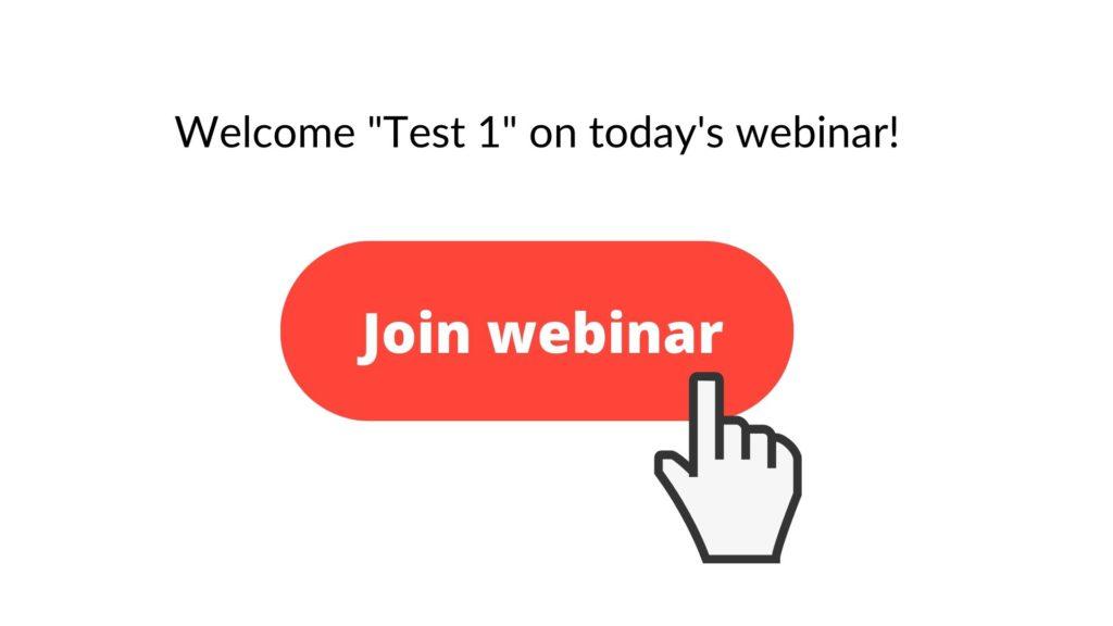 Testing webinar's security